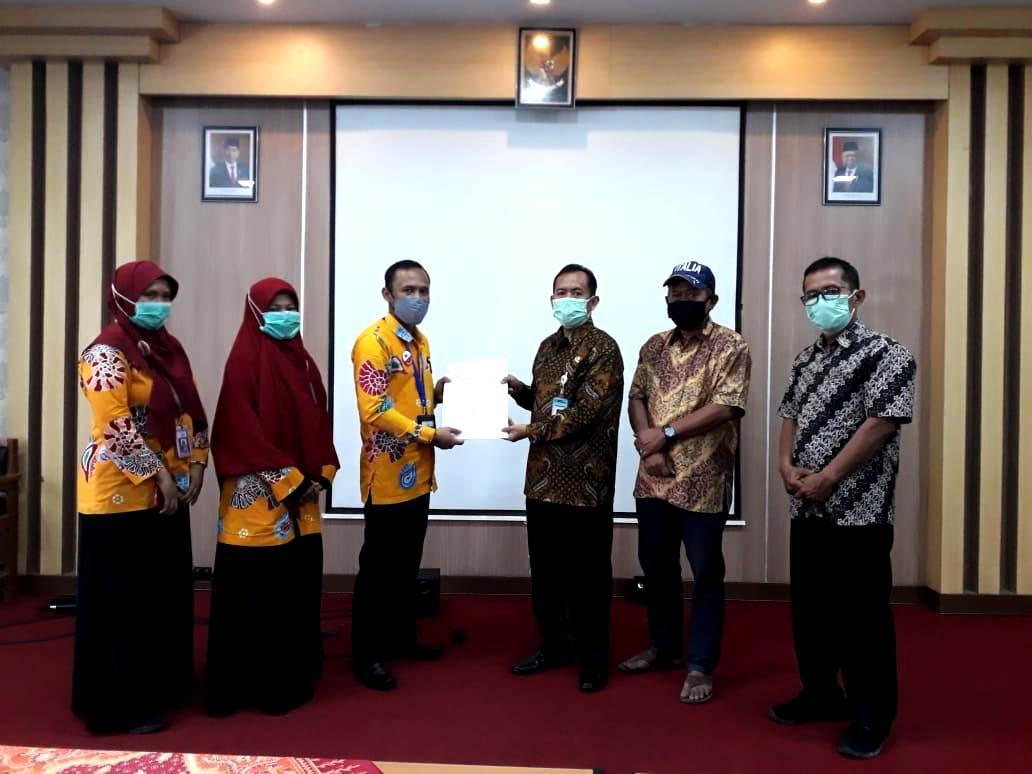 Evaluasi dan Penyampaian Hasil  Kegiatan Pengawasan Mutu dan Keamanan Hasil Perikanan Domestik di Pasar Imogiri Kabupaten Bantul